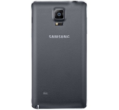 Note 4 Back Cover (czarny) (145211993)