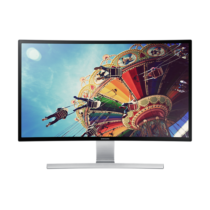 "Monitor Curved 27"" SD590C"
