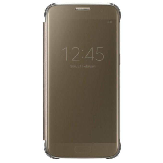 Etui Clear View Cover do Galaxy S7