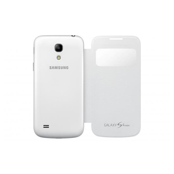 Galaxy S4 Mini S-View Cover Biały (EF-CI919BWEGWW)