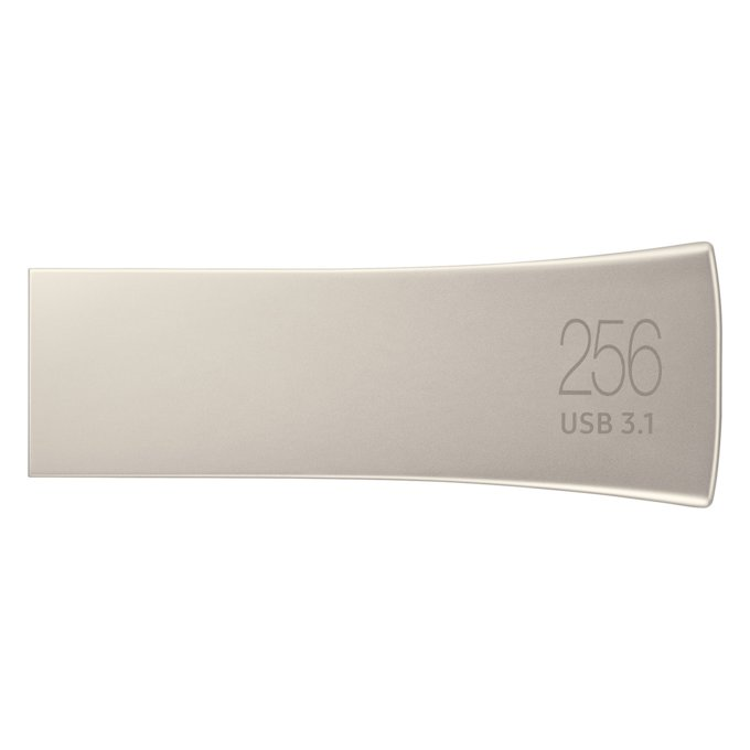 Pendrive BAR 256GB Champaign Silver USB 3.1 (MUF-256BE3/EU)