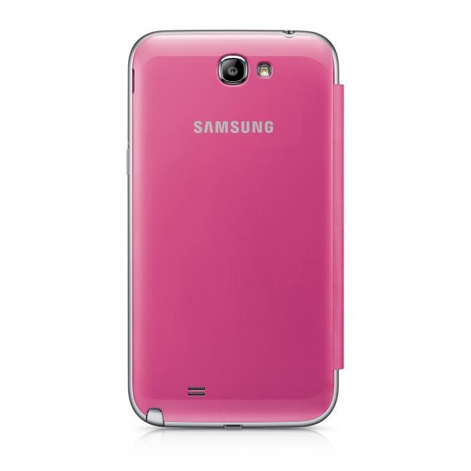 FlipCover for Galaxy Note 2 with NFC Pink (EFC-1J9FIEGSTD)