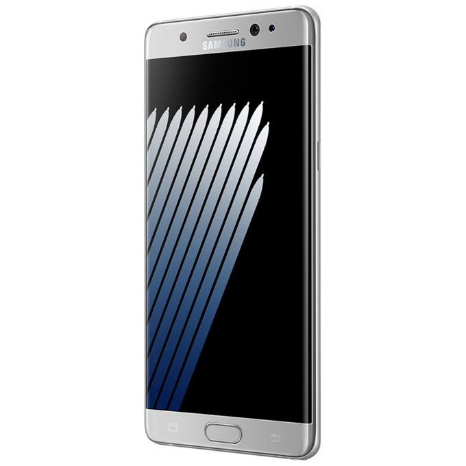Galaxy Note 7 Srebrny