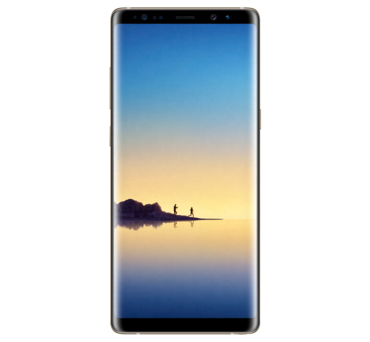 Galaxy Note8 Dual SIM, Maple Gold (153882669)