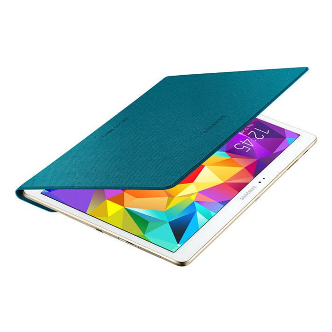"Etui book cover do Galaxy Tab S 10.5"", niebieski (EF-DT800BLEGWW)"