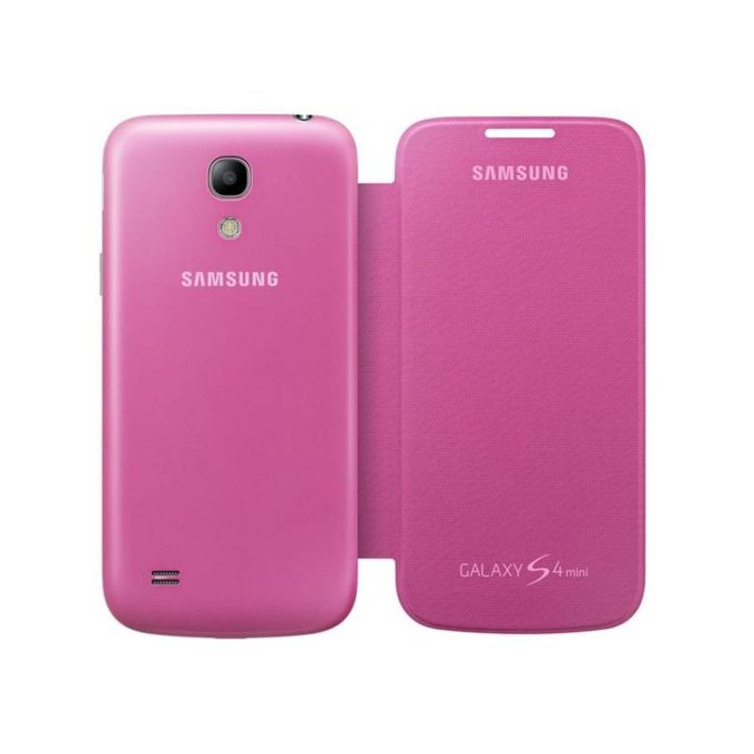 Etui do Galaxy S IV Mini Pink (EF-FI919BPEGWW)