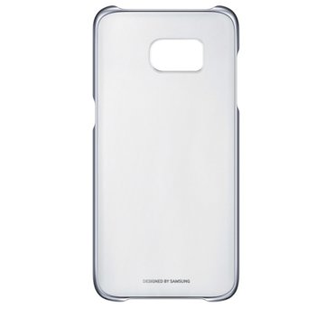 Etui clear cover do Galaxy S7, czarne (EF-QG930CBEGWW) (145881087)