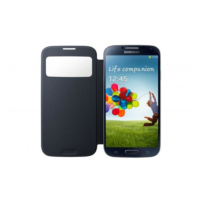 Galaxy S4 S View Cover, czarne