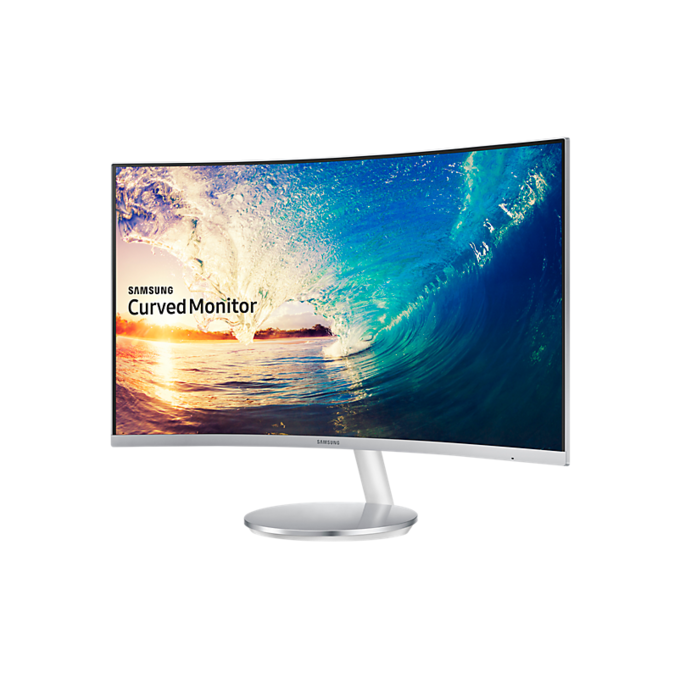 "Monitor Curved 27"" CF591"
