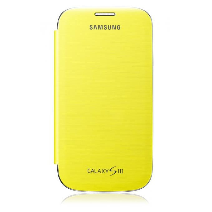 Flip Case for Galaxy SIII (EFC-1G6FYECSTD)
