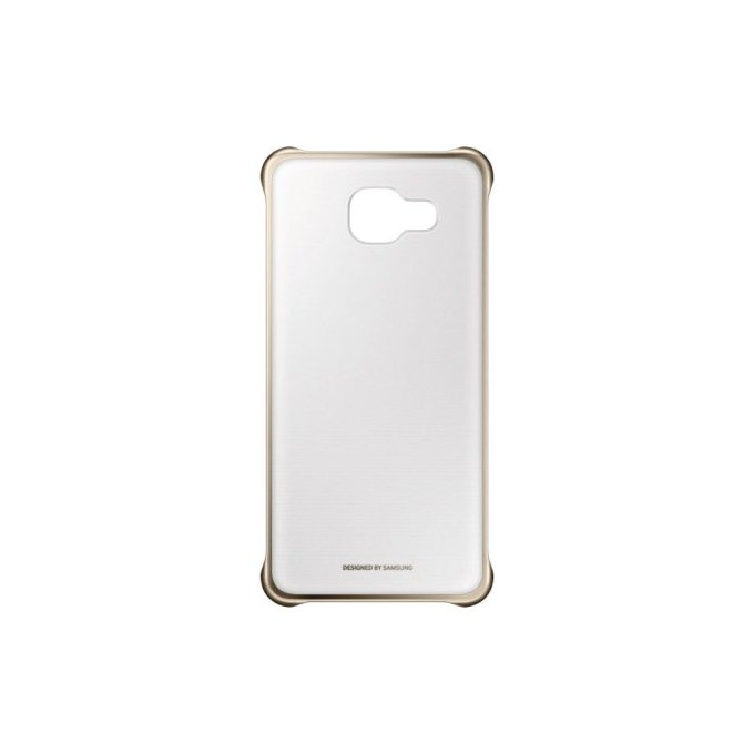 Galaxy A5 Clear Cover Złoty (EF-QA510CFEGWW)