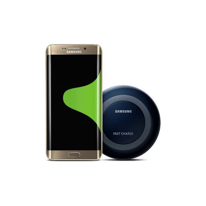 adowarki i powerbanki adowarka indukcyjna wireless charger do galaxy s6 edge plus i note 5. Black Bedroom Furniture Sets. Home Design Ideas
