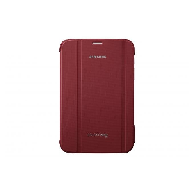 "Etui book cover do Galaxy Note 8"", bordowe (EF-BN510BREGWW)"
