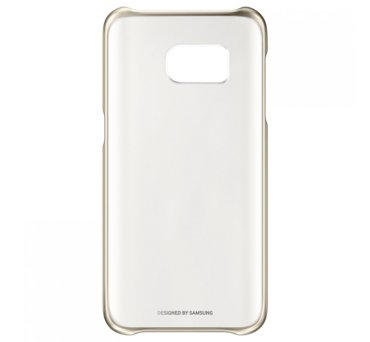 Etui clear cover do Galaxy S7, złote (EF-QG930CFEGWW) (145881089)