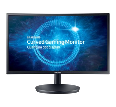 "Monitor Curved 24"" CFG70 (LC24FG70FQUXEN) (147259861)"