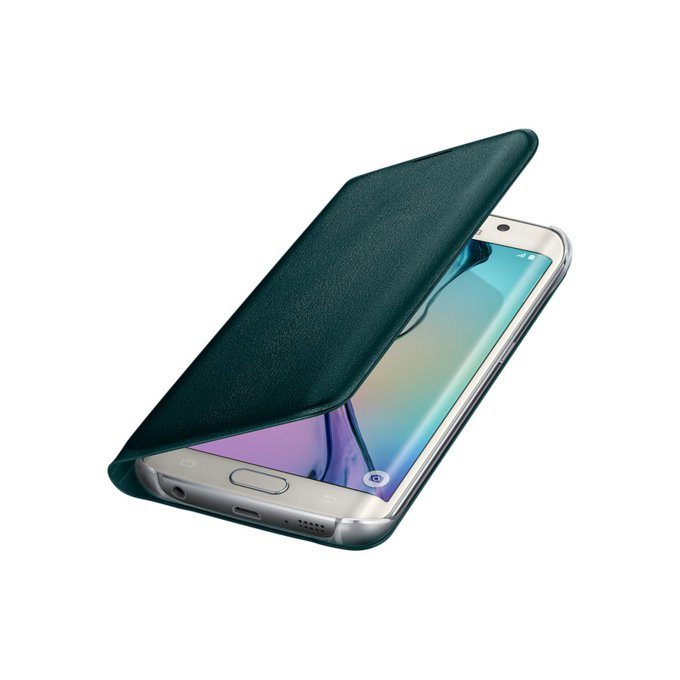 Etui Flip Wallet do Galaxy S6 edge