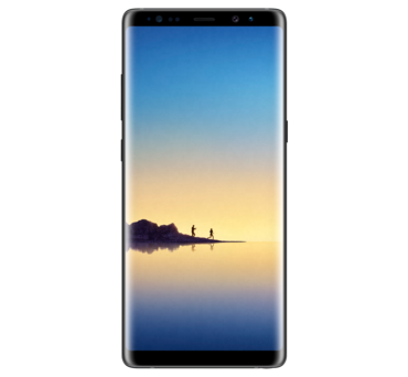 Galaxy Note8 Dual SIM, Midnight Black (153882671)