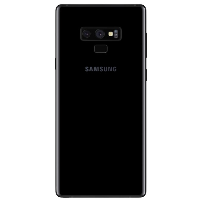Galaxy Note9 (128 GB), Midnight Black