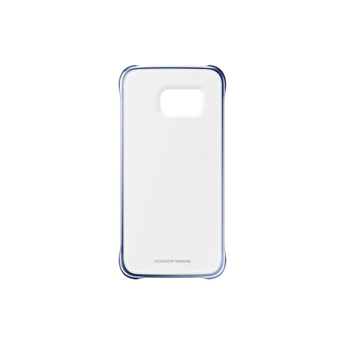 Etui clear cover do Galaxy S6, czarne (EF-QG920BBEGWW)