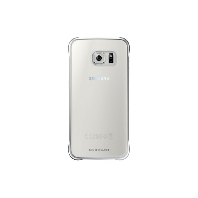 Etui Clear Cover do Galaxy S6