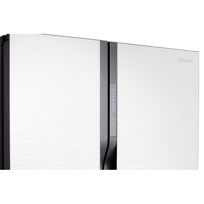 RS552NRUA1J, Side-by-Side, technologia Twin Cooling, 538 l
