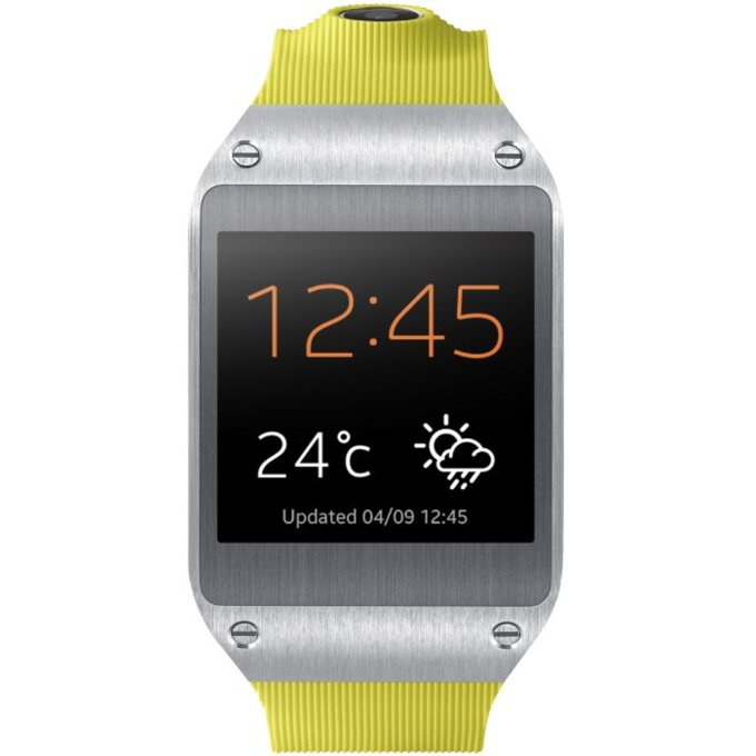 Galaxy Gear Smartwatch V700 Zielony (SM-V7000ZGAXEO)