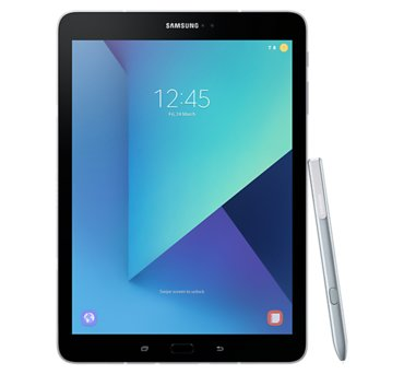 "Galaxy Tab S3 9.7"" S-Pen WiFi (32GB) SM-T820  Silver  (146901489)"
