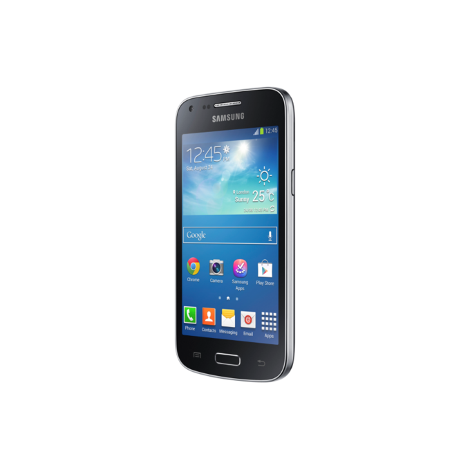 Galaxy Core Plus, czarny