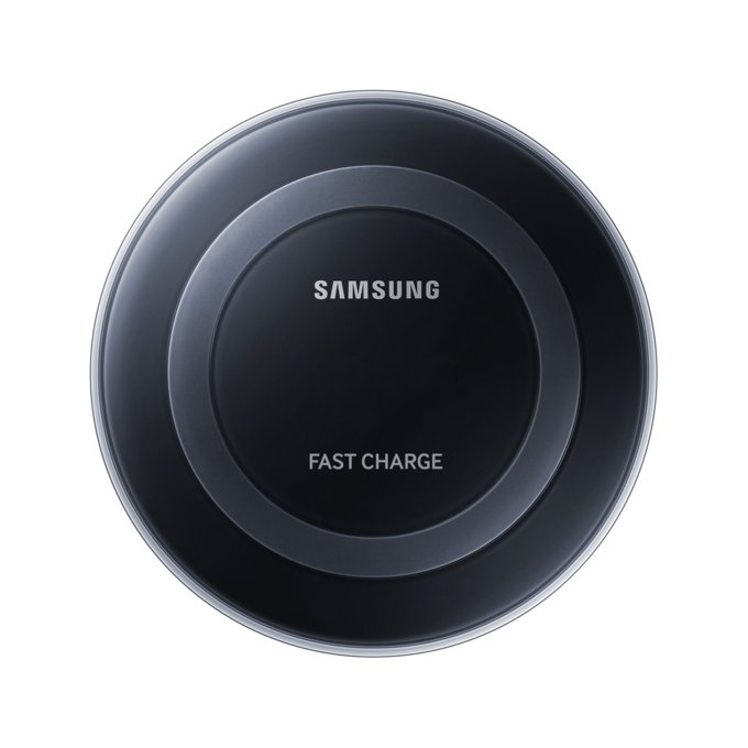 Ładowarka indukcyjna Wireless Charger do Galaxy S6 Edge plus i Note 5, czarna (EP-PN920BBEGWW)