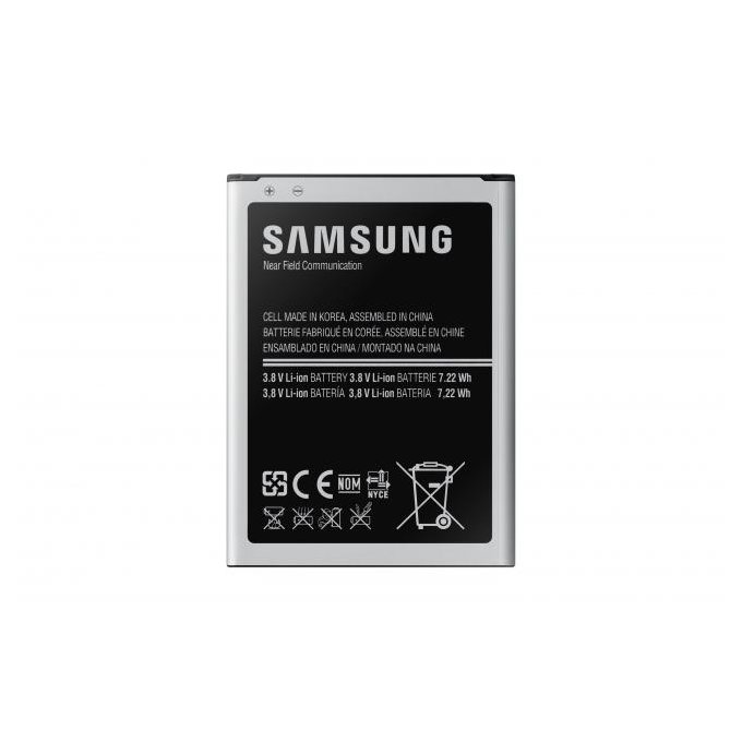 1900 mAh do Galaxy S IV mini  (EB-B500BEBECWW)