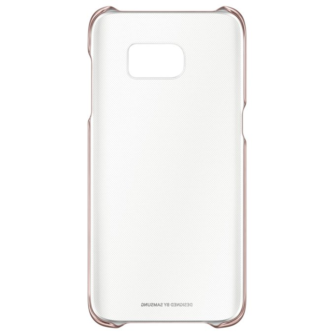 Etui Clear Cover do Galaxy S7 edge