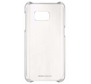 Etui clear cover do Galaxy S7, srebrne (EF-QG930CSEGWW) (145881091)