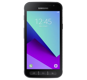 Galaxy Xcover 4 (16GB), Dark Silver (148584075)