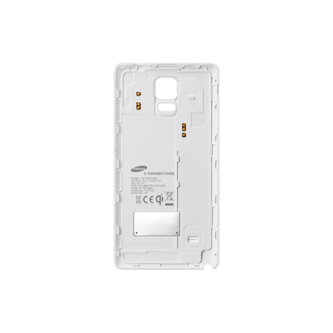 Galaxy Note 4 S Charger View Kit   (EP-CN910IWEGWW)