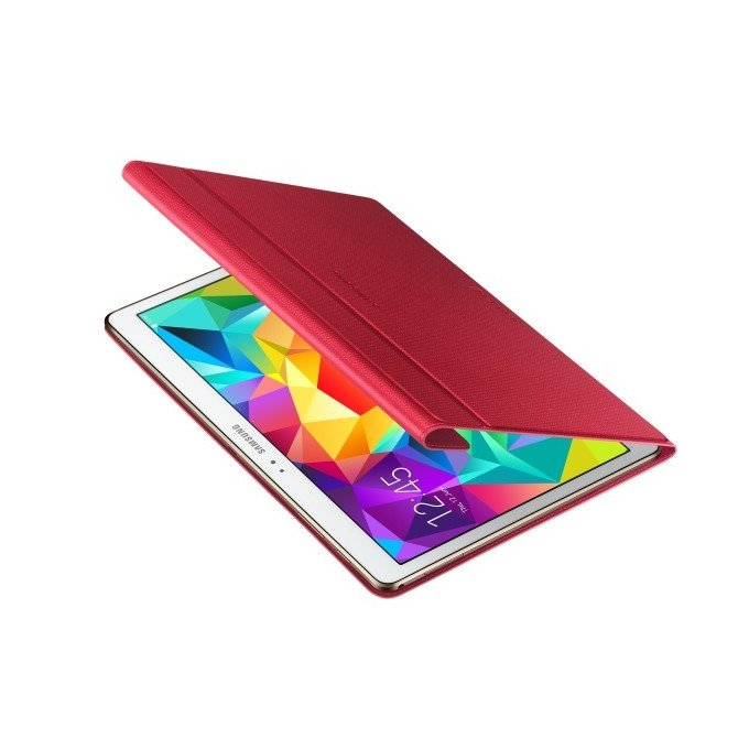 "Etui book cover do Galaxy Tab S 10.5"", czerwone (EF-BT800BREGWW)"