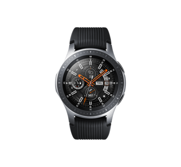 Galaxy Watch 46 mm, srebrny (SM-R800NZSAXEO) (178236651)