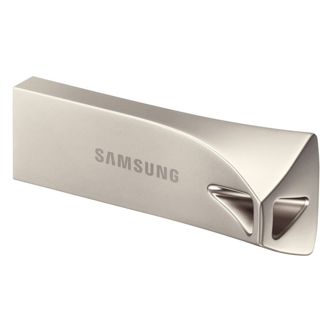 Pendrive BAR 64GB Champaign Silver USB 3.1 (MUF-64BE3/EU)