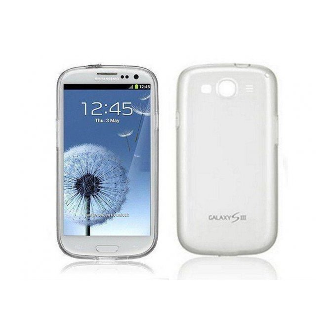Silicon Cover do Galaxy S III (EFC-1G6WWECSTD)