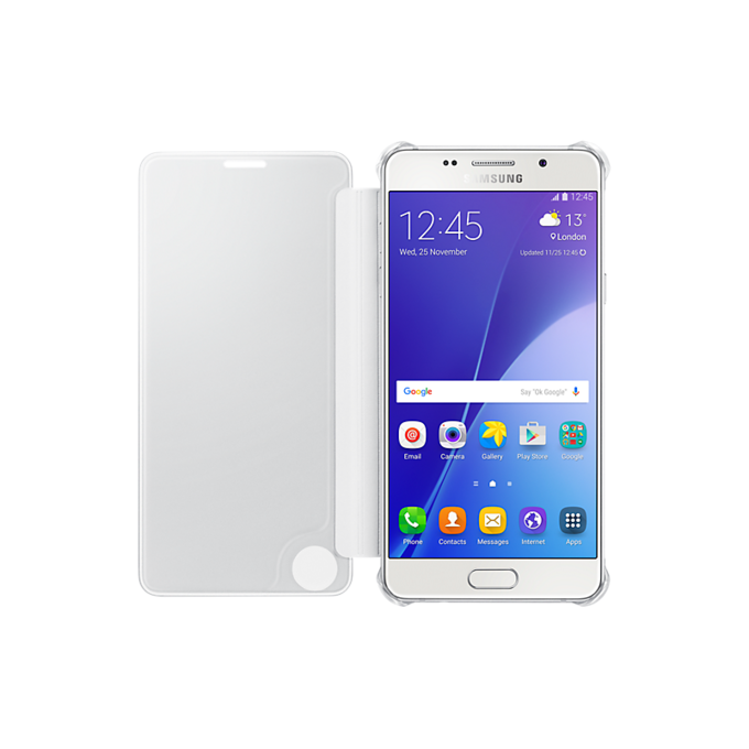 Etui Clear View Cover do Galaxy A5 (2016)