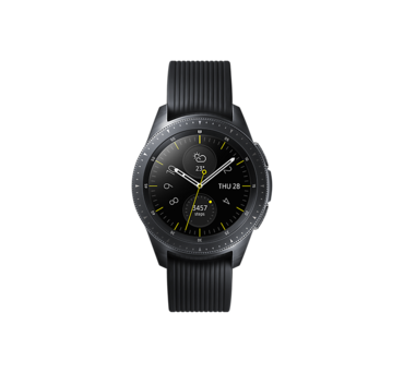 Galaxy Watch 42 mm, czarny (SM-R810NZKAXEO) (178236655)