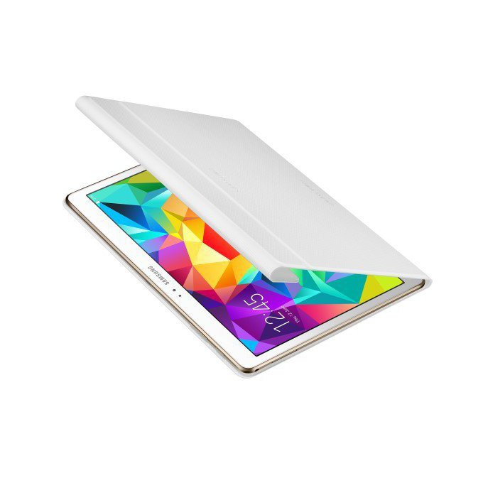 "Etui book cover do Galaxy Tab S 10.5"", białe (EF-BT800BWEGWW)"