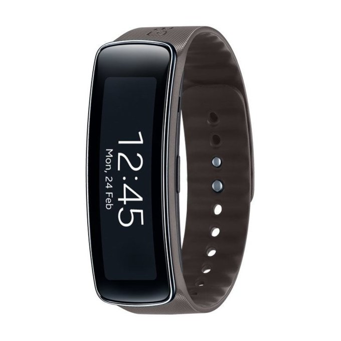 Galaxy Gear Fit czarny (SM-R3500ZKAEUX)