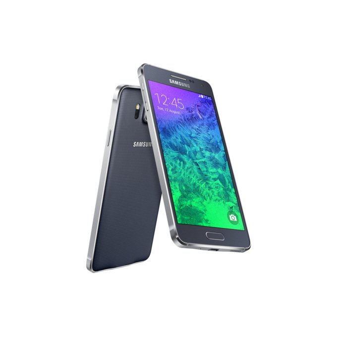 Galaxy ALPHA 32GB), czarny