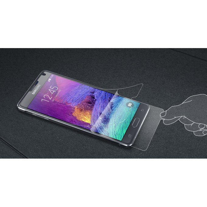 Folia ochronna do Galaxy Note 4