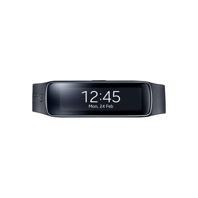 Galaxy Gear Fit czarny (SM-R3500ZKAXEO)