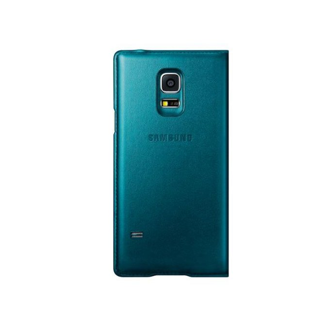 Galaxy S5 mini S View Cover Zielony  (EF-CG800BGEGWW)