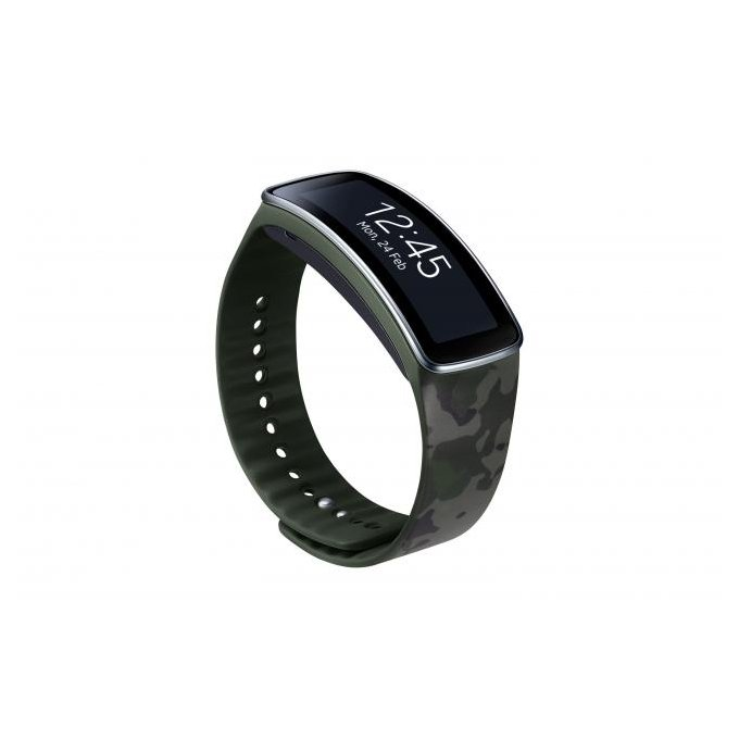 Pasek Galaxy Gear Fit Moro (ET-SR350BGEGWW)
