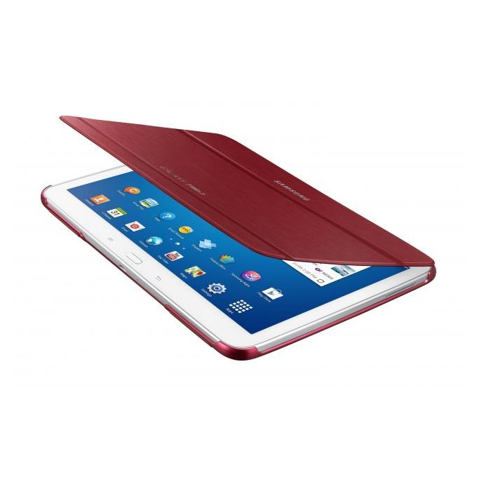 "Etui book cover do Galaxy Tab 3 10.1"", czerwony (EF-BP520BREGWW)"