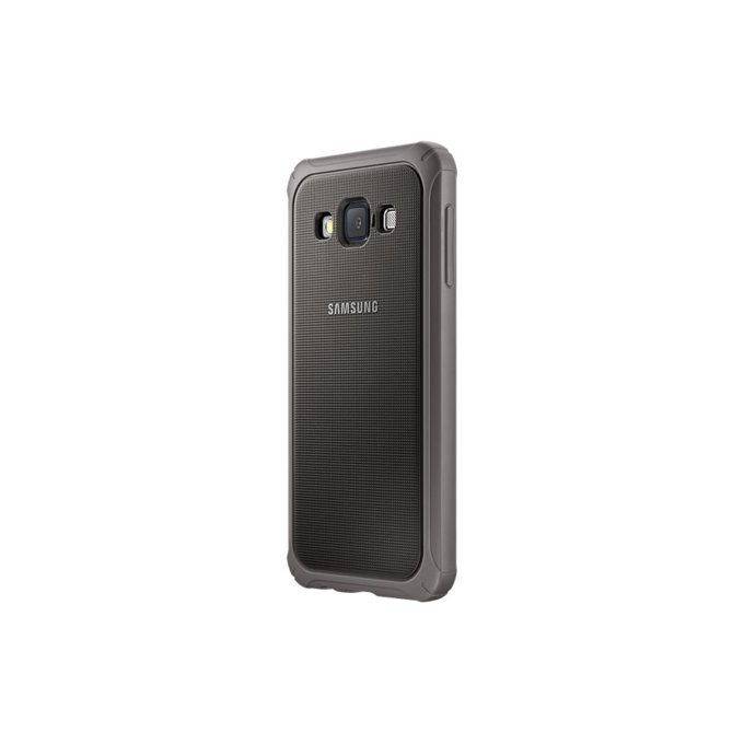 Etui protective cover Galaxy A3, szare (EF-PA300BSEGWW)