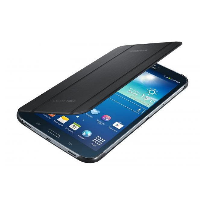 "Etui book cover do Galaxy Tab 3 8"", czarne (EF-BT310BBEGWW)"